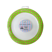 Candy Orchard Paper Plates (23cm) Pk 12