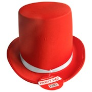 Red Top Hat Pk 1