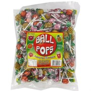 Assorted Ball Pops 1kg Pk 143