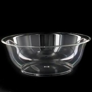 Clear Party Bowls - 14cm Pk1