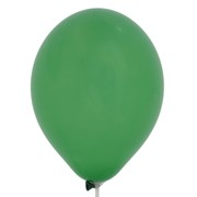Balloons Latex Pastel 11in Leaf Green Pk100