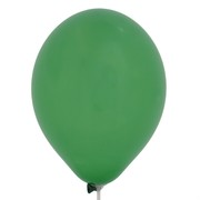 Balloons Latex Pastel 11in Leaf Green Pk25