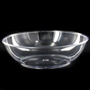 Clear Party Bowls - 12cm Pk1
