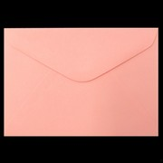 Envelope C6 Pack Kaskad - Flamingo Pink Pk20