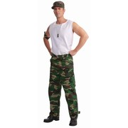 Adult Camouflage Pants (Costume) Pk 1