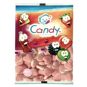 Jelly Filled Fizzy Hearts 1kg Pk 1