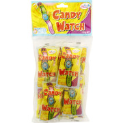 Candy Watch Bracelets 120g Pk 10