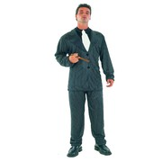 Adult Gangster Zoot Suit Costume (One Size Fits Most) Pk 1