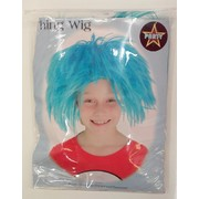 Naughty Cat's Friend Blue Wig Pk 1