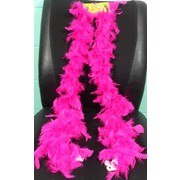 Hot Pink Feather Boa 2m Pk1