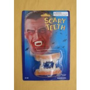 Scary Vampire Teeth Set Pk 1