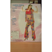 Adult Female Hippie Flower Power Costume (One Size Fits Most) Pk 1