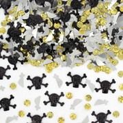 Pirate Party Confetti 14gms Pk 1