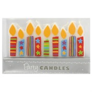 Birthday Candle Feature Party Candle Pk1
