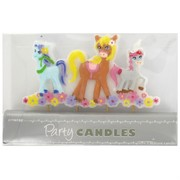 Party Candle - Pony Feature Pk1