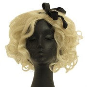 80's Party Wig - Madonna Blonde Pk1