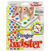 Finger Twister Party Game Pk1