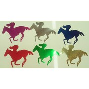 Cutout Horse Extra Large 250mm (1 Single Cutout - Assorted Colours)