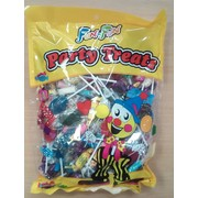 Fun Party Treats Mixed Confectionery Bag (1kg) Pk 1