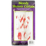 Bloody Shower Curtain Pk1