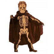 Child Skeleton Costume (Large) Age 11 to 14 Pk 1