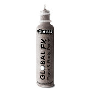 Silver Glitter Face and Body Paint (36ml) Pk 1