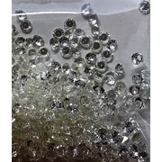 Clear Crystal Gem Table Scatters (3mm - 9.8g) Pk 1