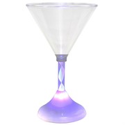 Flashing Party Cocktail Glass - Martini Pk1