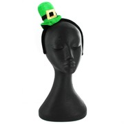 Leprechaun Hat on Headband - St Patricks Day Pk 1