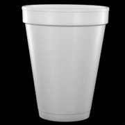 Foam Cup (Hot - Cold) - 12oz (355ml) Pk20