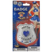 Hottie Police Badge Pk1