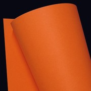 A4 Paper 100gsm Kaskad Fantail Orange Pk20