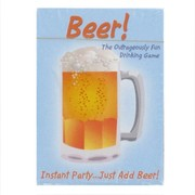 Party Game - Beer Card Game Pk1