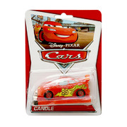 Disney Cars 3D Candle (8cm) Pk 1