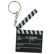 Key Ring - Movie Clapboard Pk12