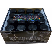 Party Bubbles - Black Bottles Pk 16
