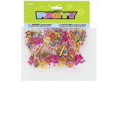 Mini Butterfly Erasers Party Favours Pk 6
