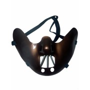 Brown Hannibal Mask Pk 1