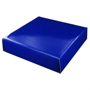 Mini Box Lid 13cm x 11cm Royal Blue Pk1