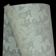 A4 Sheet Paper Butterfly Symphony Sheer Pk10