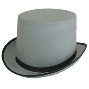 Grey Top Hat - Feltex Pk 1