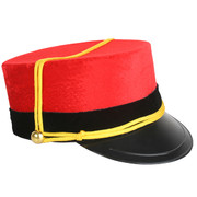 Train Conductor Hat Pk 1
