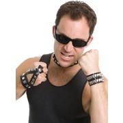 Punk Set includes Glasses Bracelet Choker & Band Pk1
