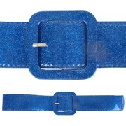 Blue Glitter Belt - Wide Pk 1 (1 Belt Only)