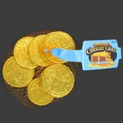 Chocolate Coins Pk 9