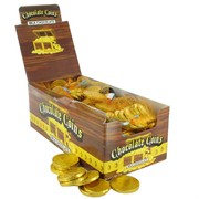 Chocolate Coins Pk 216
