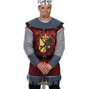Adult Costume - Knight Set (One Size Fits Most) Pk 1