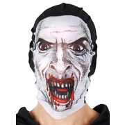 Dracula Vampire Stocking Mask Pk 1