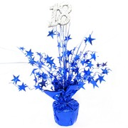 Centrepiece Weight and Pick 18 Blue Pk1