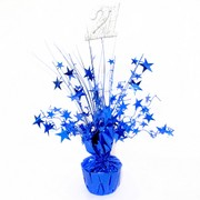 Centrepiece Weight and Pick 21 Blue Pk1